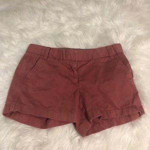 J. Crew | Chino Shorts